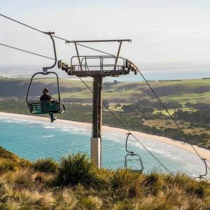 The Nut Chairlift Stanley