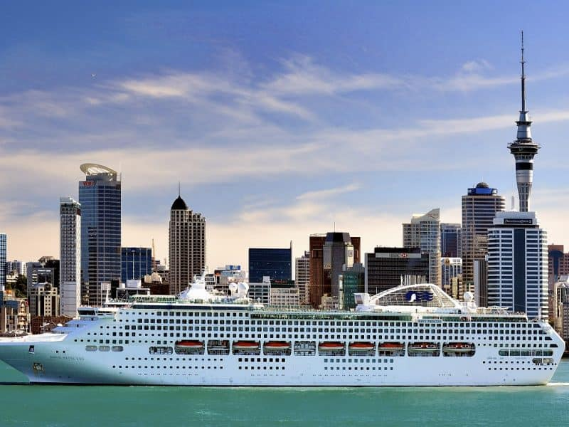 Auckland International Cruise Departure Transfers Accommodation - Auckland cruise ship arrivals