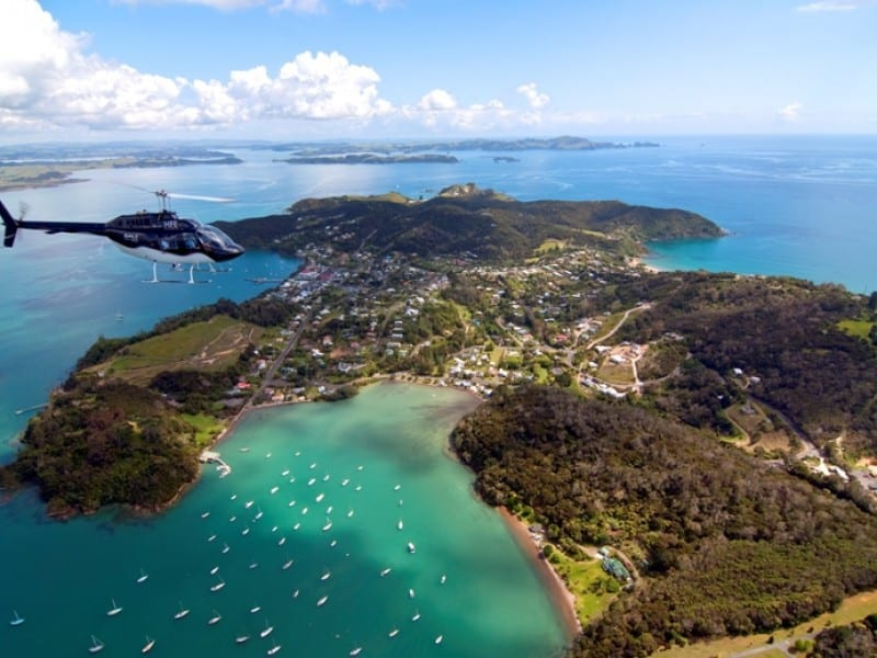 Bay Of Islands New Zealand Cruise Ship Tours