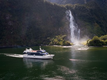 Cruise Excursions and Shore Trips around New Zealand